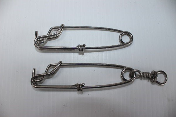 snaps-or-shark-clips-stainless-steel-for-rope-mono